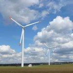 Větrné elektrárny  Janov