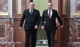 V nové ruské vládě dál povede diplomacii Lavrov a obranu Šojgu