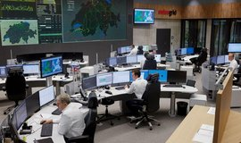 Ústředí provozovatele švýcarské elektrické sítě Swissgrid.