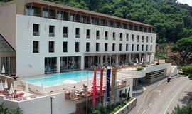 Čtyřhvězdičkový hotel Uvala v Dubrovníku.