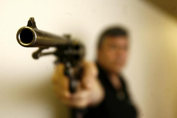 zbraň, střelba