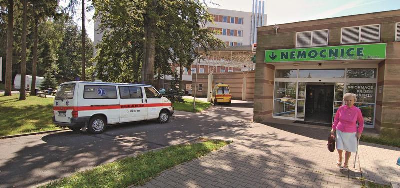 *Nemocnice Jablonec nad Nisou