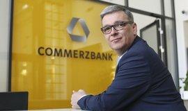 Šéf Commerzbank Michael Krüger