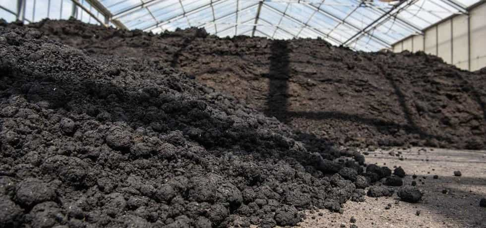 Odpadový kal v německé čistírně vody, ilustrační foto