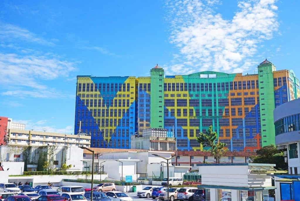 1. First World Hotel (Genting Highlands, Malajsie) - 7 351 pokojů