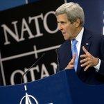Neúspěšný prezidentský kandidát z roku 2004 a bývalý americký ministr zahraničí John Kerry