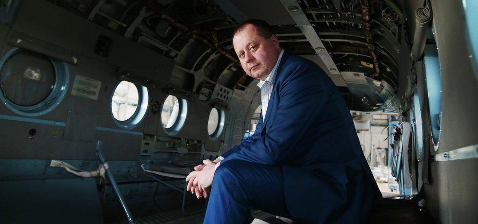 Ředitel LOM Praha Roman Planička rezignoval