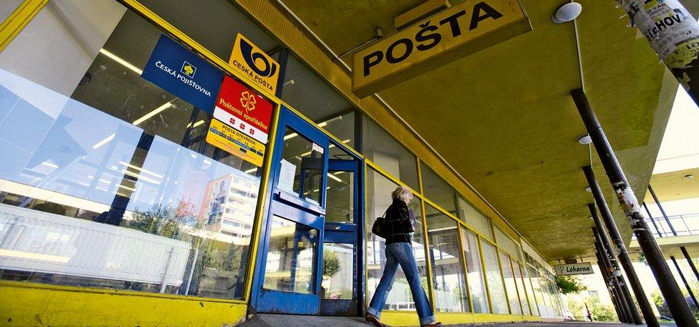 Noví partneři. Z více než tří tisíc poboček České pošty jich 129 provozují franšízoví partneři podniku. Pošta nabízí do nájmu i další poštovny.