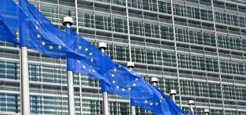 Budova evropského parlamentu v Bruselu