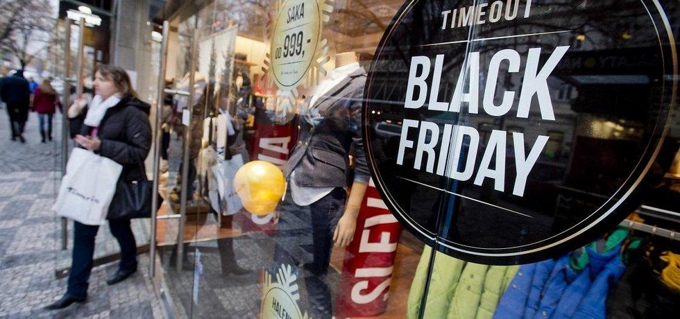 Černý pátek (ilustrační foto)