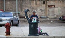 V Detroitu ve státě Michigan žije mnoho lidí pod hranicí chudoby.