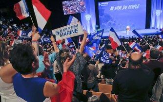 Sjezd francouzské Národní fronty