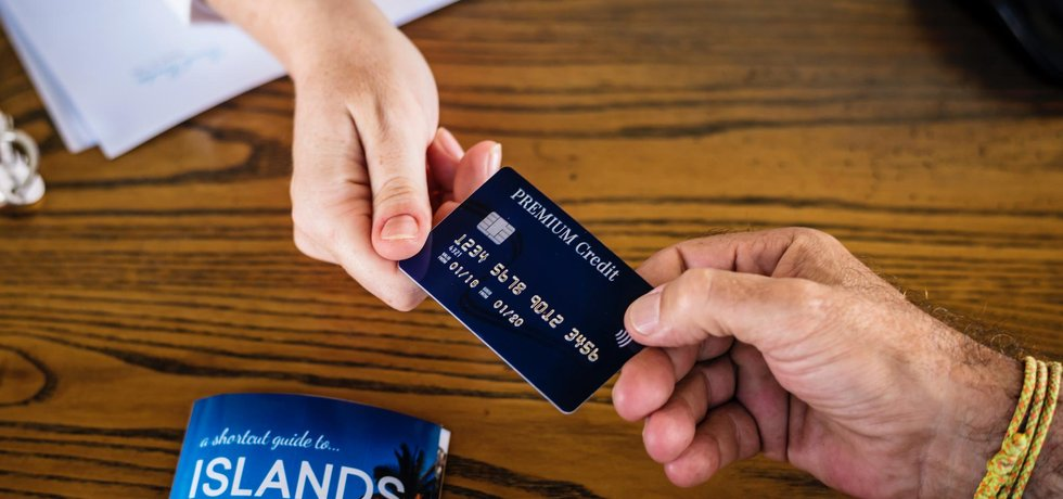 Platba kartou v zahraničí