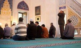 Mešita v Berlíně, ilustrační foto