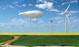 Nákladní vzducholoď Flying Whale.