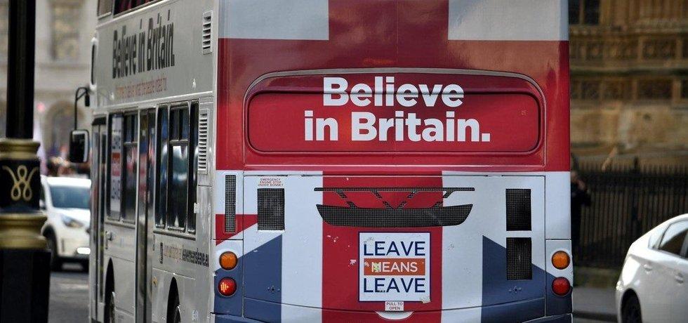 Věřte v sílu Británie, ilustrační foto