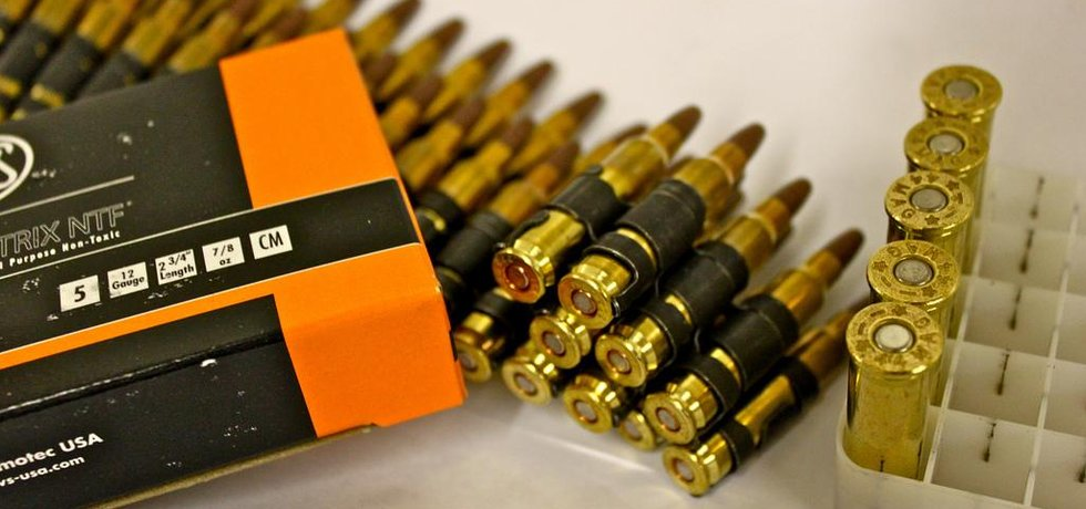 Munice pro samopal AK 47 (Zdroj: Flickr, Rick Ackroyd)