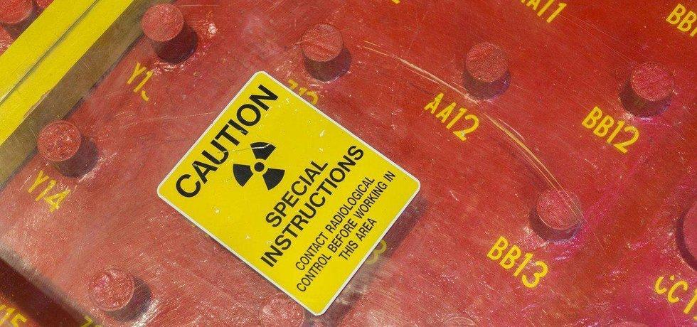 Detail amerického reaktoru EBR-I, ilustrační foto