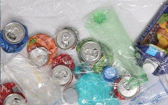Odpadky - ilustrační foto