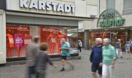 Řetězce Kaufhof a Karstadt zpečetily svou fúzi