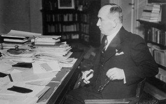 Prezident Budovatel Edvard Beneš