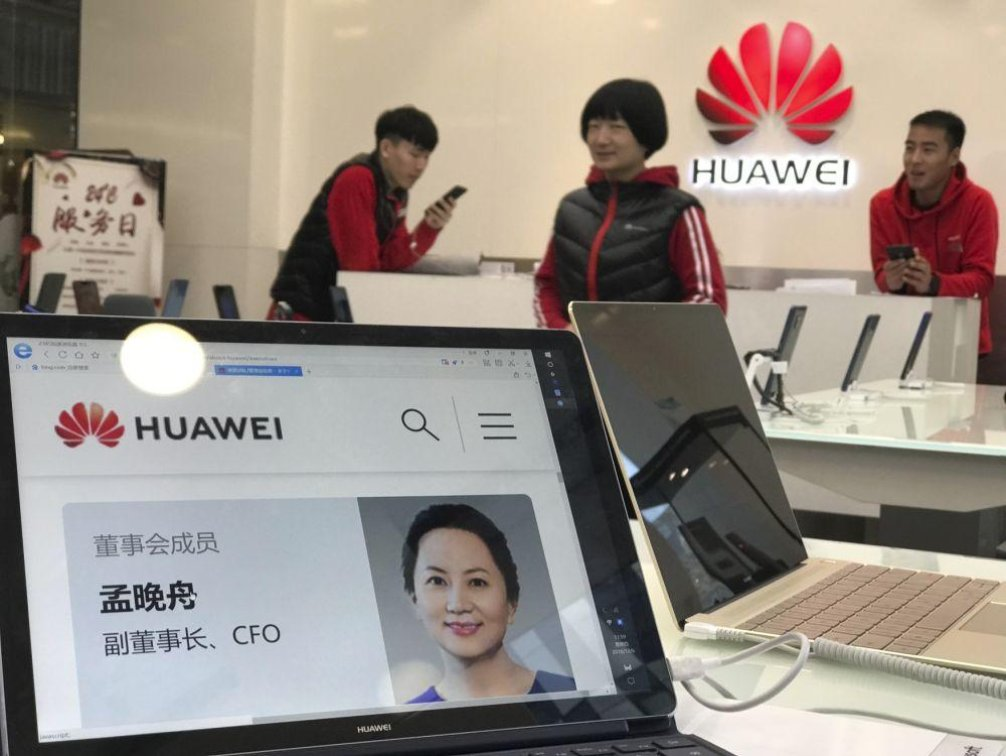 Profil finanční ředitelky Huawei Technologies Meng Wan-čou