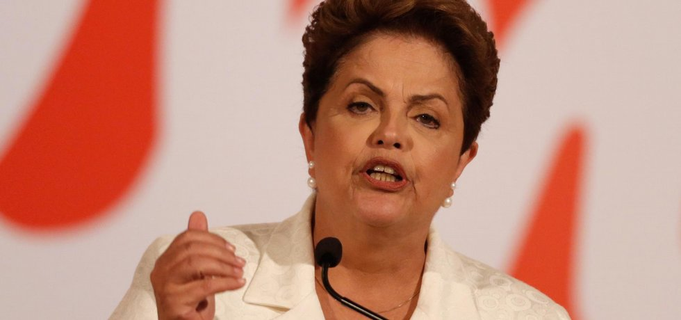 Dilma Rousseffová (Zdroj: čtk)