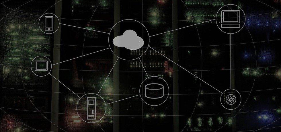 Cloudové úložiště, ilustrační foto