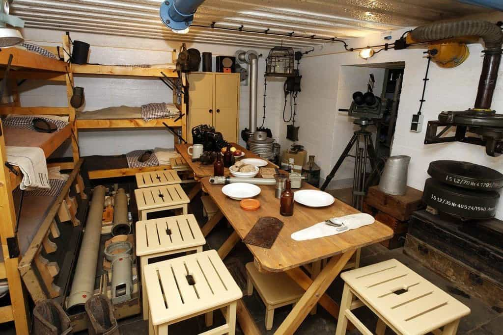 Nizozemsko odkrývá nacistické bunkry