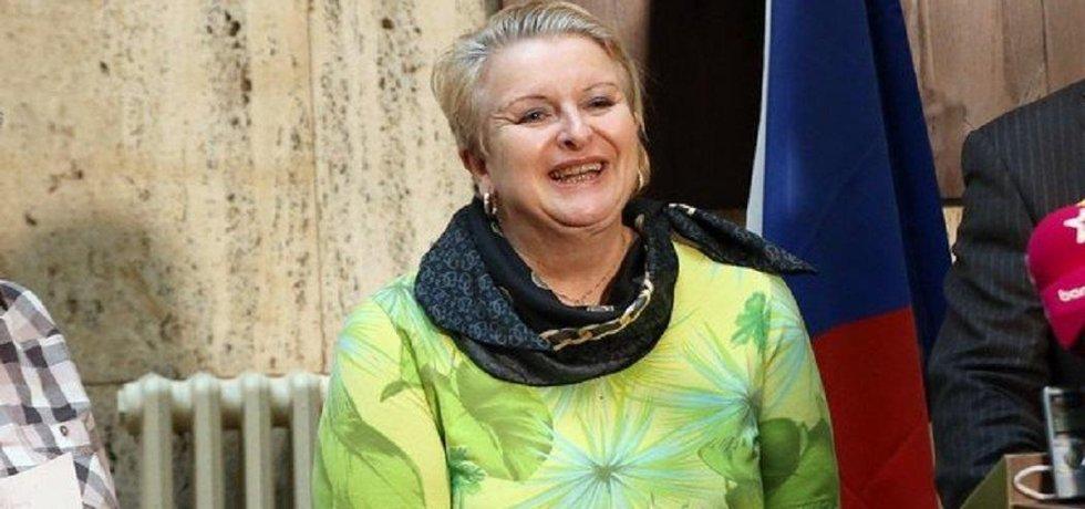 Odvolaná ředitelka Nemocnice Na Bulovce Andrea Vrbovská