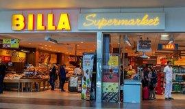 Supermarket Billa, ilustrační foto
