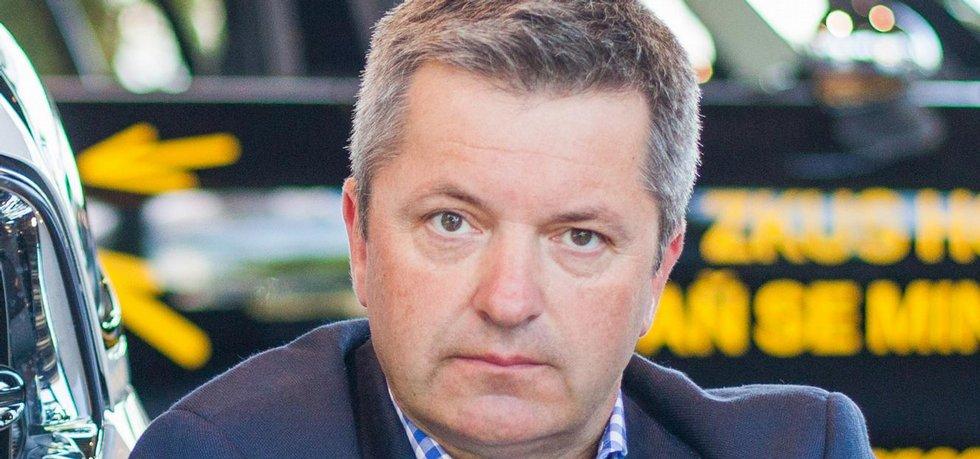 Miloš Vránek, spolumajitel společnosti Renocar