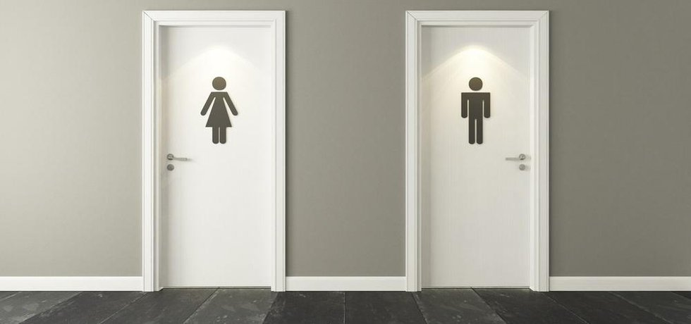 toalety - ilustrační snímek