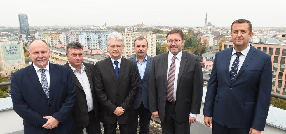 Olomoucký kraj povede koalice ANO, ČSSD a ODS. Hejtmanem bude Oto Košta za hnutí ANO.