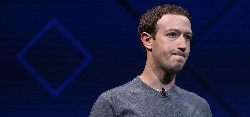 Mark Zuckerberg z iniciativy německých průmyslníků radost mít nebude