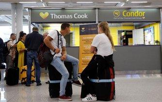 Krach cestovní kanceláře Thomas Cook