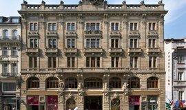 Budova City Palais v centru Prahy