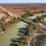 Australská řeka Darling, ilustrační foto