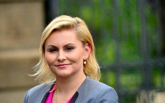 Kandidátka ANO na ministryni spravedlnosti Taťána Malá