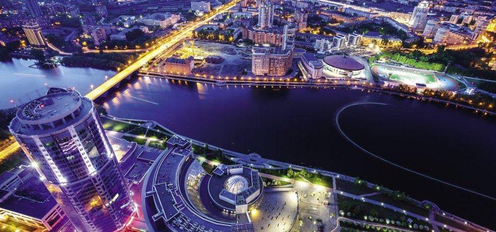 Jedním ze symbolů rychlého rozvoje Uralského federálního okruhu je Jekatěrinburg, čtvrté největší město Ruska
