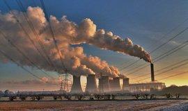 Britská uhelná elektrárna Eggborough, ilustrační foto