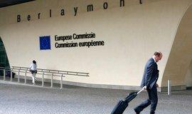 Sídlo Evropské komise v Bruselu, ilustrační foto