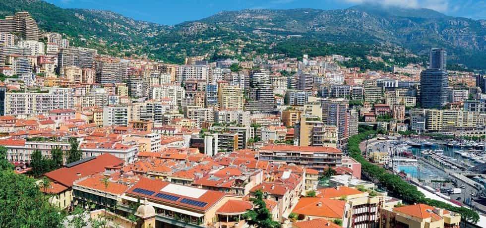 Monako (Zdroj: Mladá fronta, archiv)