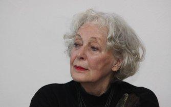 Herečka Květa Fialová zemřela ve věku 88 let