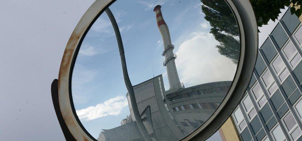 Teplárna České Budějovice