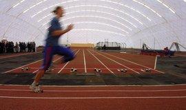 Atletická hala Strahov