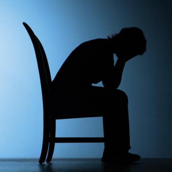 deprese, únava, bolest hlavy