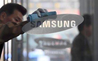 Samsungu roste zisk
