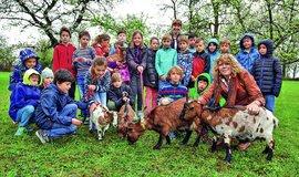 Hana Brožová ze slivenecké základní školy ví, jak učit nadané děti