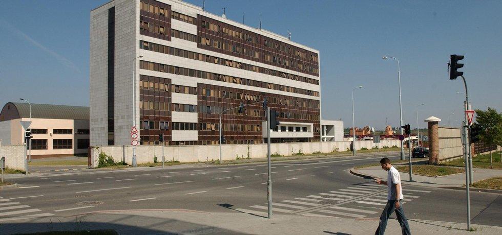 Budova Bezpečnostní informační služby (BIS) v Praze